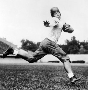 Jay Berwanger was the first Heisman winner but never played a game in the NFL